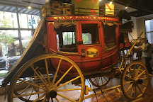 Wells Fargo Museum, Charlotte, United States