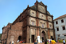 Old Goa, Goa Velha, India