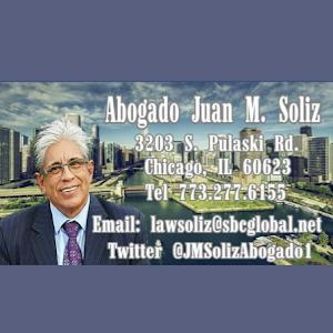 Law Office of Abogado Juan M. Soliz
