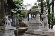 Sezaki Sengen Shrine, Soka, Japan
