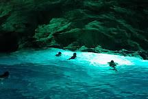 La Grotta Verde, Andrano, Italy