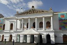 Centro Cultural Metropolitano, Quito, Ecuador