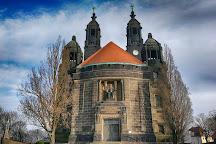 Christuskirche, Dresden, Germany