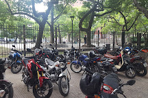 Plaza Roberto Arlt, Buenos Aires, Argentina