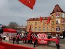 Площадь 30летия Победы на фото Белогорска
