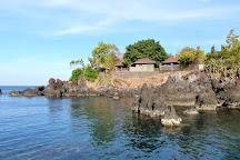 Tulamben Beach, Tulamben, Indonesia