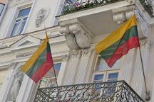 Signatories House (The House of Signatories), Vilnius, Lithuania