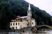 Chiesa Parrocchiale S. Antonio Abate, Fontainemore, Italy