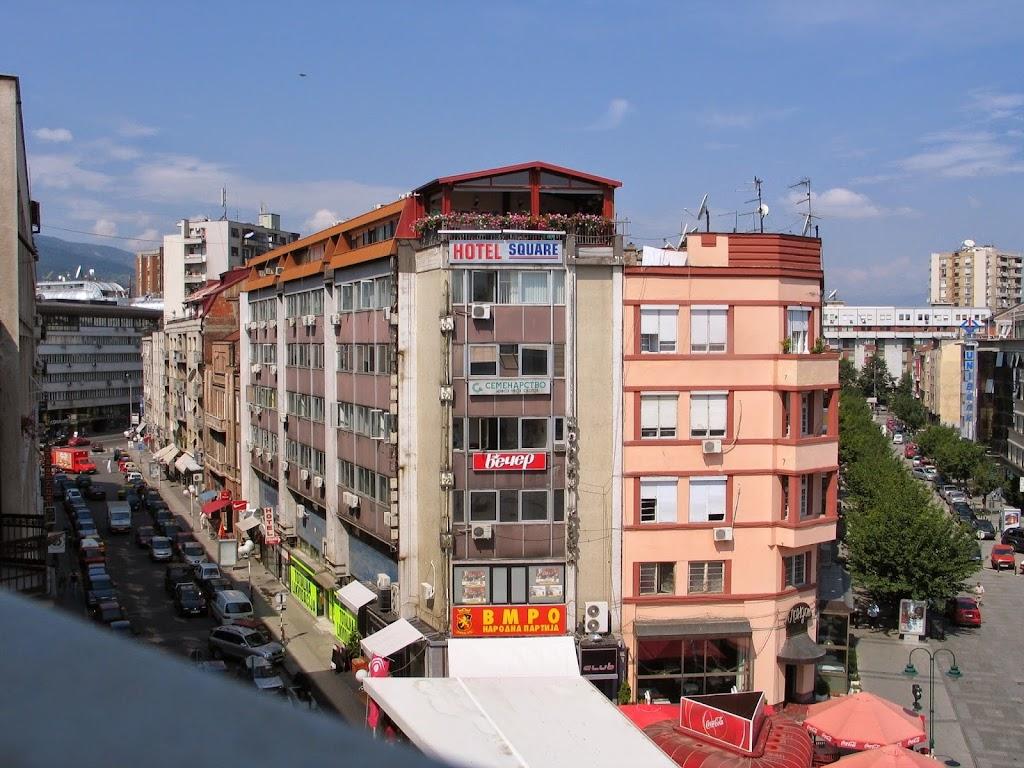 Фото Скопье: Hotel Square Skopje
