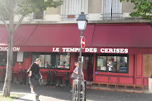La Butte Aux Cailles, Paris, France
