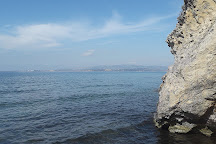 Minies beach, Argostolion, Greece