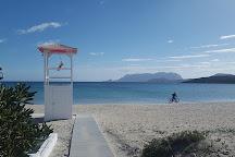 Spiaggia Pittulongu - La Playa, Olbia, Italy