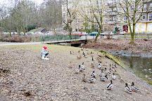 Park Kasprowicza, Szczecin, Poland