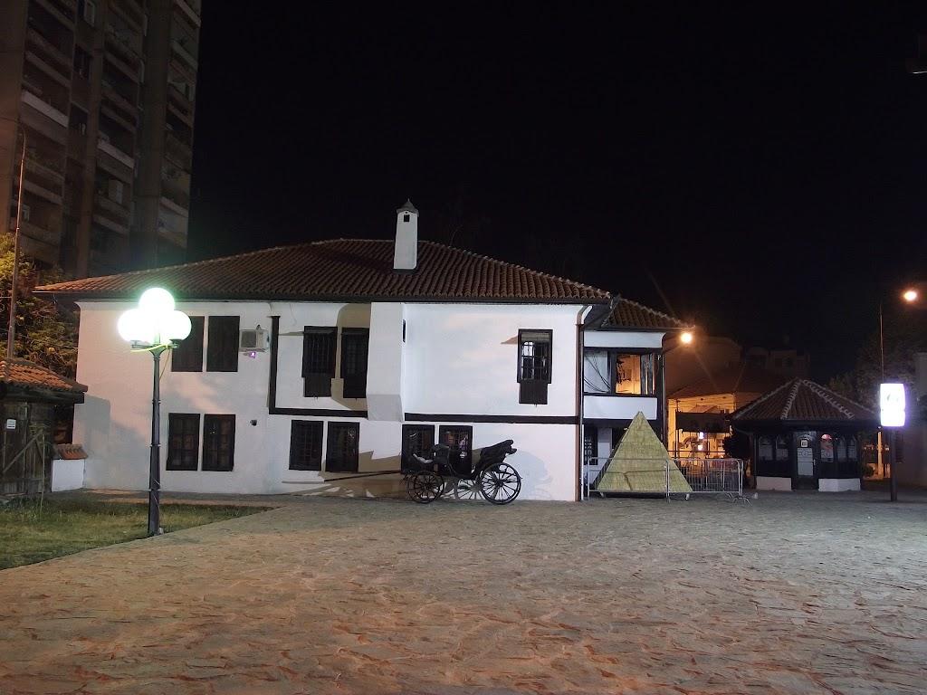 Фото город Лесковац: Шоп Ђокићева кућа