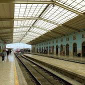Train Station  Lisboa   Santa Apolonia