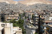Mount Qassioun (Jebal Kasioun), Damascus, Syria