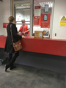 Royal Mail East Oxford Delivery Office oxford