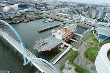 Antarctic Research Ship Fuji, Nagoya, Japan