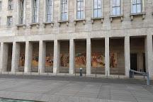 Platz des Volksaufstandes von 1953, Berlin, Germany