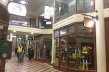 Old Bank Shopping Arcade, Wellington, New Zealand