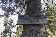 Castle Lake, Mount Shasta, United States