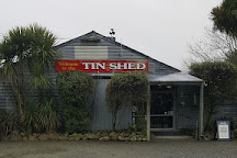 The Tin Shed, Geraldine, New Zealand