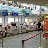 Аэропорт  станции  Klagenfurt Flughafen