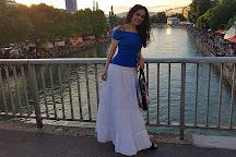 Donaukanal, Vienna, Austria