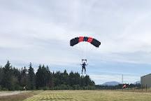 Skydive Vancouver Island, Nanoose Bay, Canada