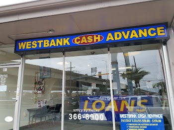 Westbank Cash Advance Payday Loans Picture