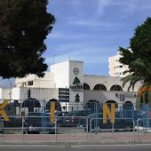 Железнодорожная станция  Algeciras