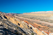 Strike Valley Overlook, Capitol Reef National Park, United States