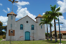 Igreja de Nossa Senhora do Rosario, Luziania, Brazil