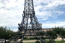 The Paris, Texas, Eiffel Tower, Paris, United States