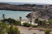 Cala Croce Beach, Lampedusa, Italy
