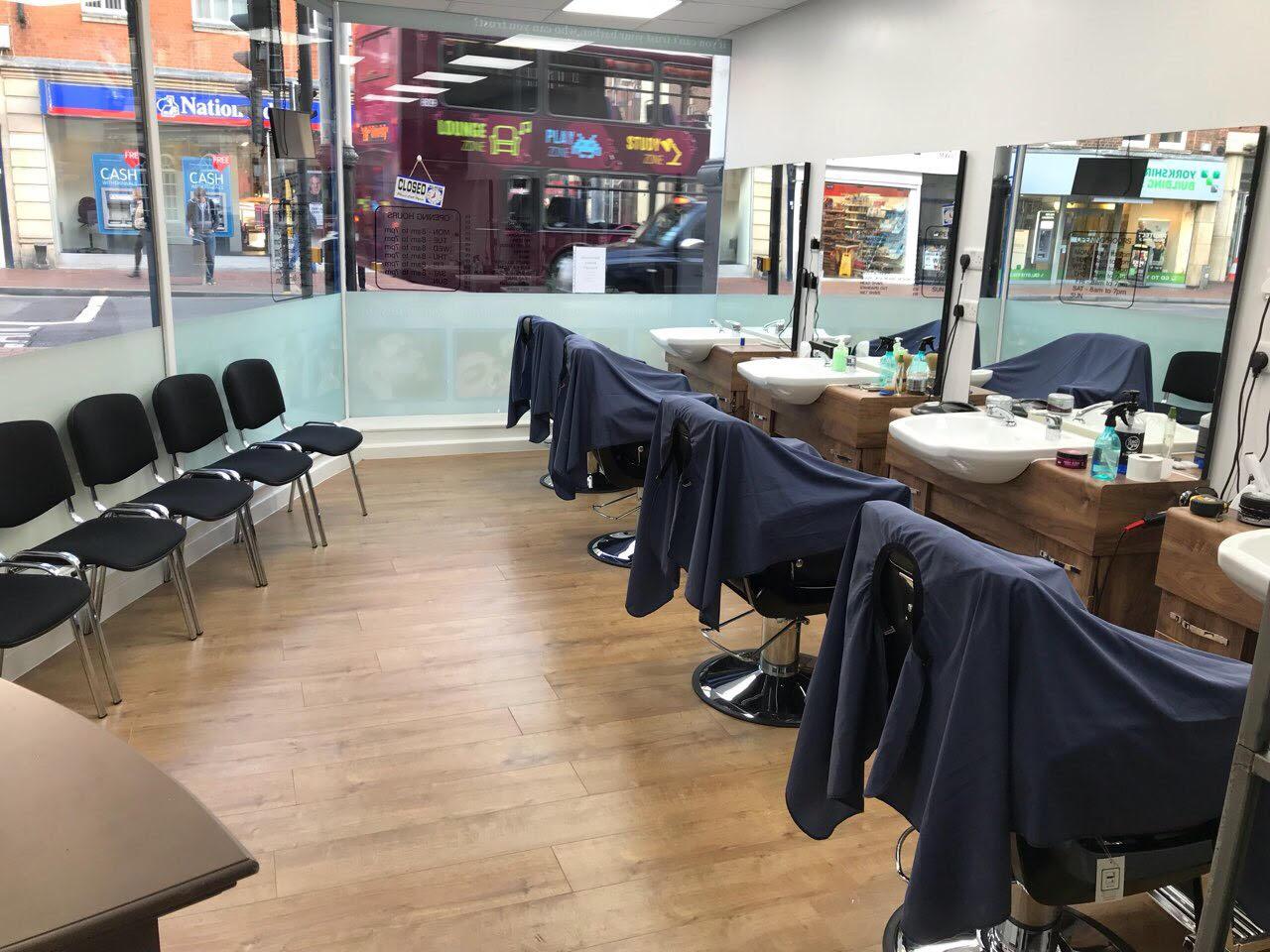Gentlemen's Barber