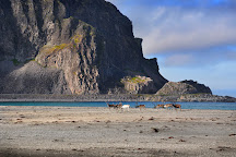 Sandfjorden, Berlevag, Norway