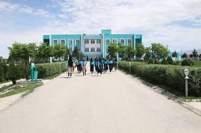 Afghan-Turk Girls High School