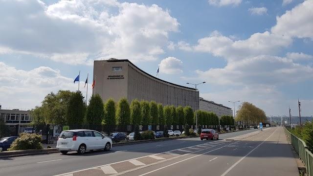 Hôtel du Département de Seine Maritime