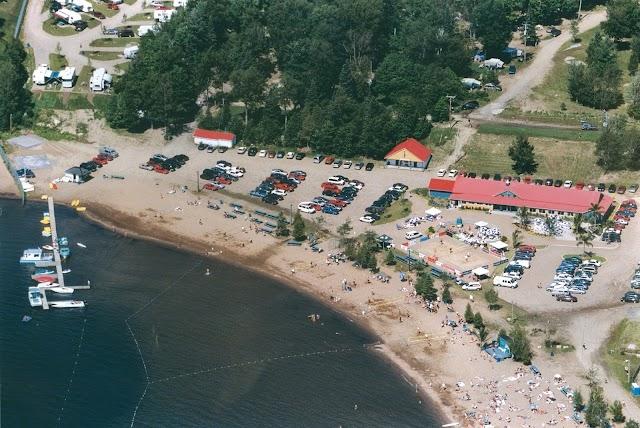 La Plage Lac Saint-Joseph