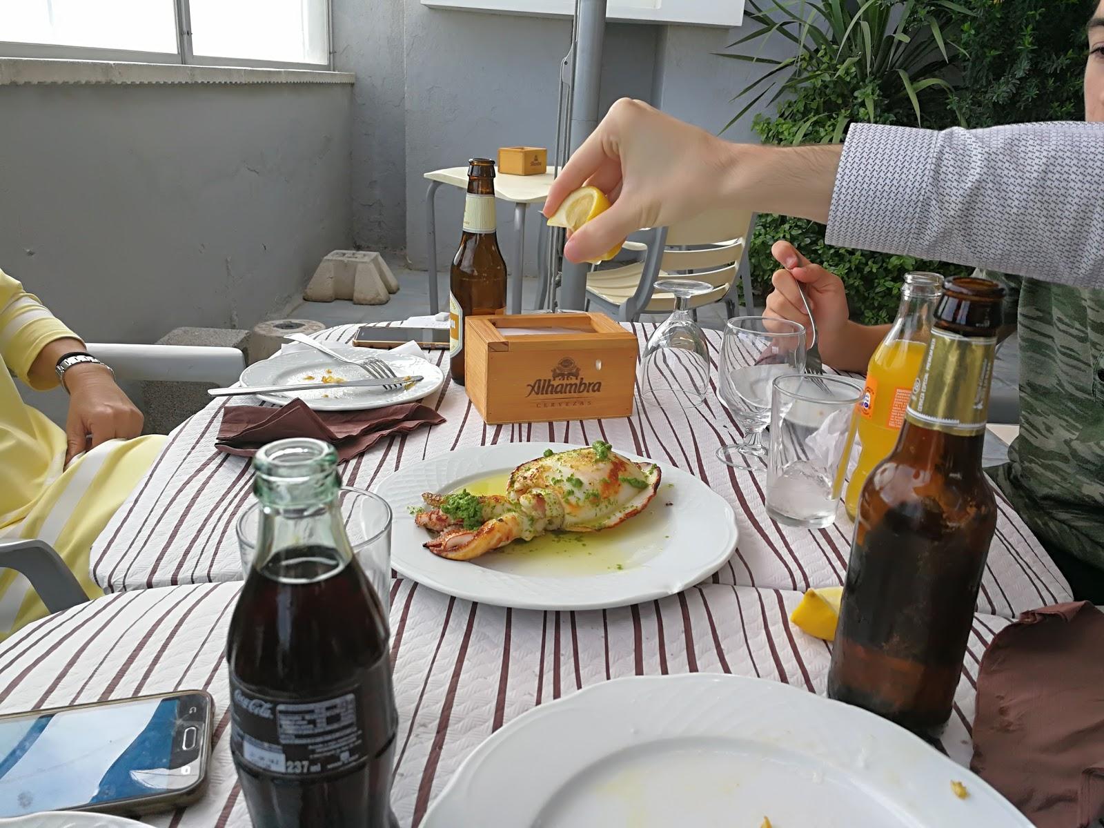 D nde comer en el saler - Restaurante mediterraneo pinedo ...