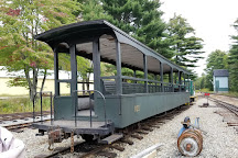 Wiscasset, Waterville and Farmington Railway Museum, Alna, United States