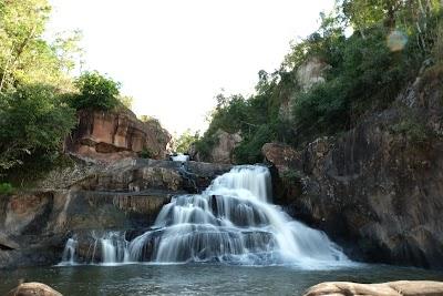 waterfall Charttrakarn (Permanently Closed)