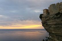 Bastion de L'Etendard, Bonifacio, France