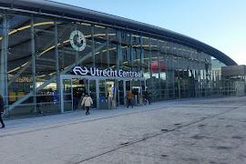 Станция  Utrecht Centraal