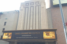 Times Square Church, New York City, United States