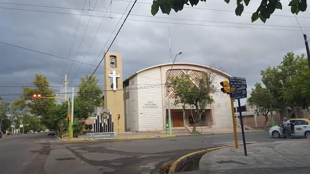 Basílica Nuestra Señora De Los Desamparados