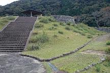 Yuzuruha Dam Park, Minamiawaji, Japan