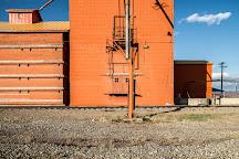 Canadian Grain Elevator Discovery Centre, Nanton, Canada
