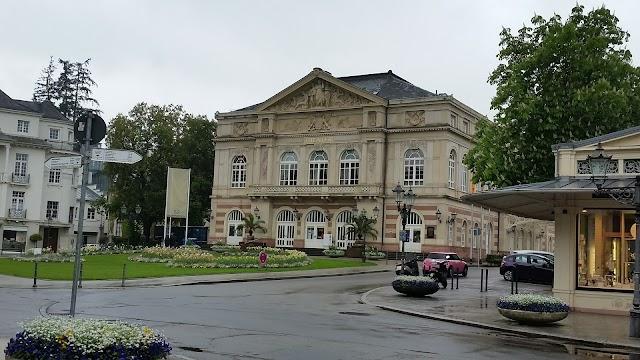 Baden-Baden Bahnhof